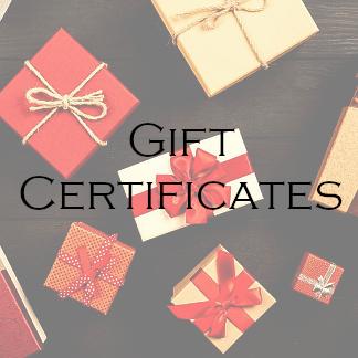 Wendell Niepagen Greenhouses Gift Certificates